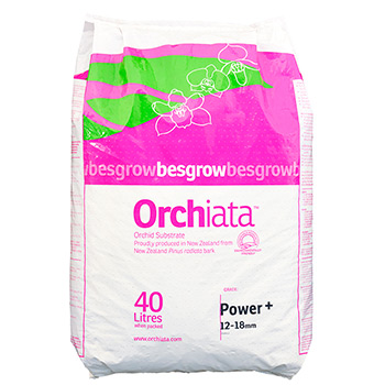 Premium New Zealand orchid bark - Orchiata 40L bag