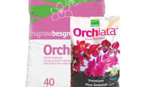 Premium New Zealand orchid bark - Orchiata 40L and 5L bags