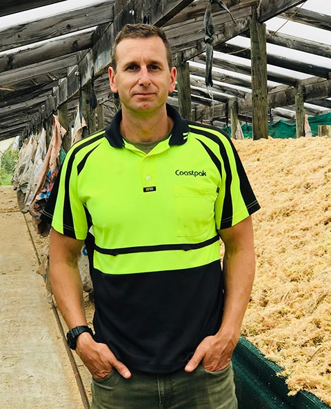 Sean Maffey - Plant Manager Coastpak