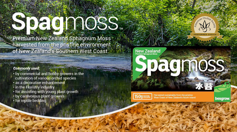 Besgrow Spagmoss Information